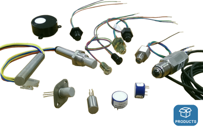 Various SST Sensors and Switches