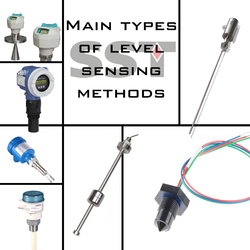 7 Main Types Of Level Sensing Methods How Do They Differ