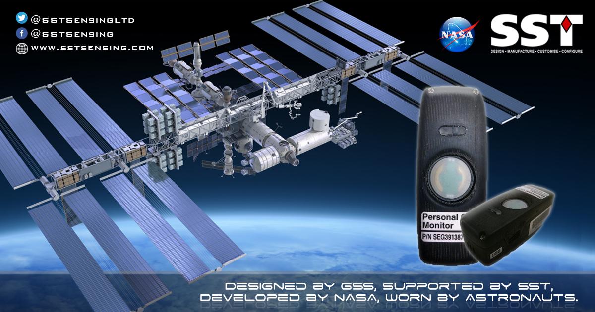 Innovative Sensor Technology Assists NASA with Vital Wearable CO2 Monitoring Equipment