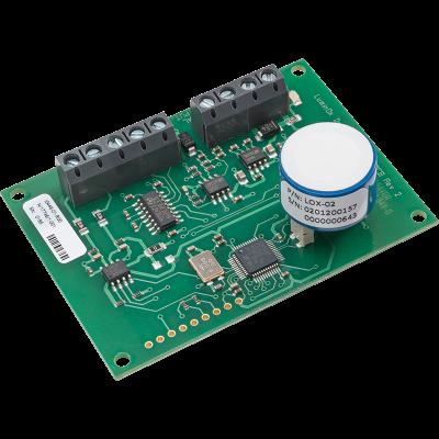 LOX-EVB LuminOx Evaluation Interface Board