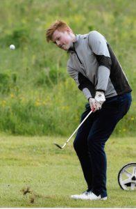 Jamie Roberts Golf