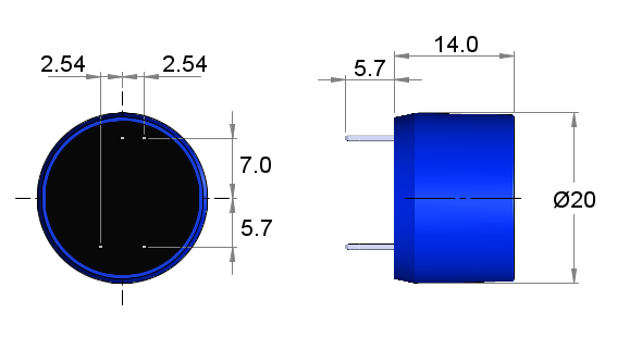 LOX-02-S Technical Drawing