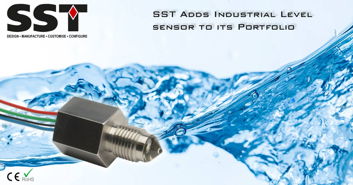 SST Adds Industrial Level Sensor to it's Portfolio
