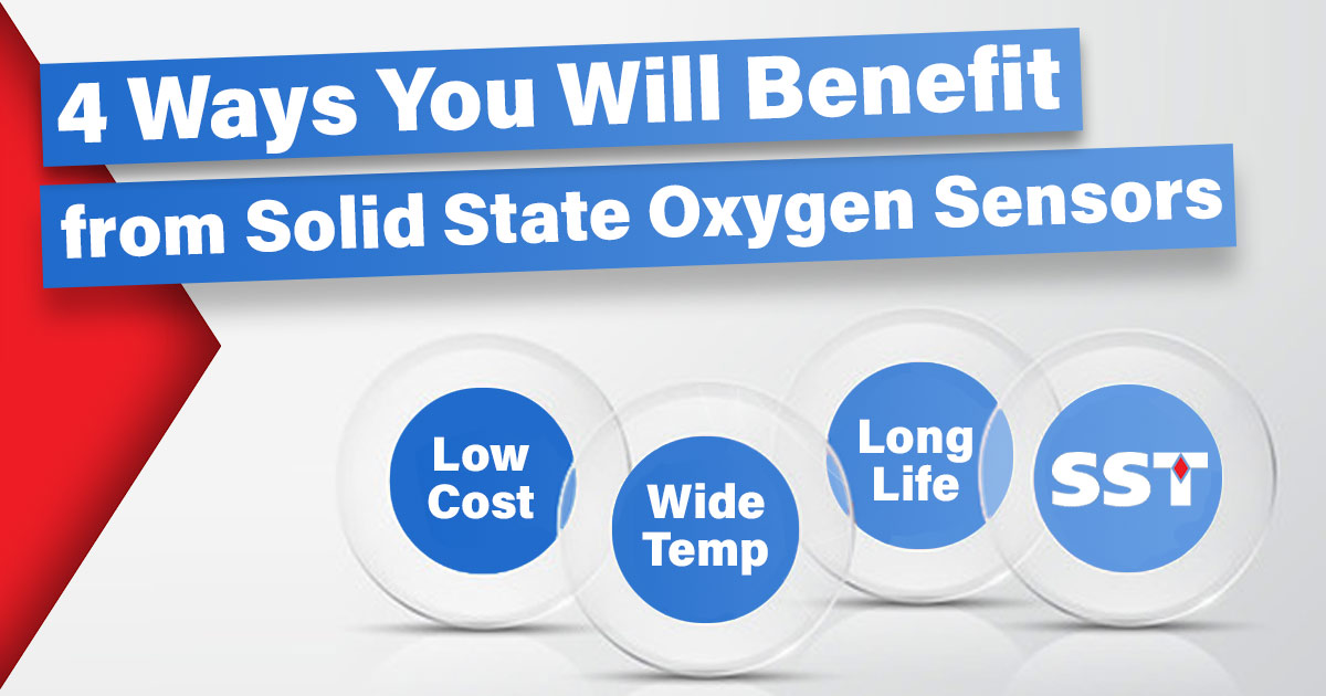 4 Ways You Will Benefit from Solid State Oxygen Sensors [2019]