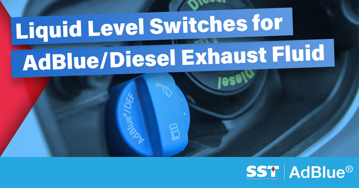 Level Sensor for AdBlue Tank – Liquid Level Switches for AdBlue/Diesel Exhaust Fluid [2019]
