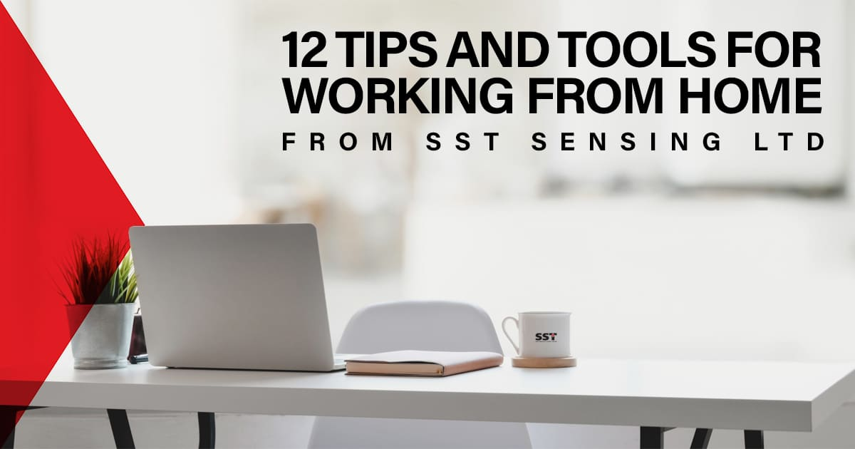 12 Tips and Tools for Working From Home
